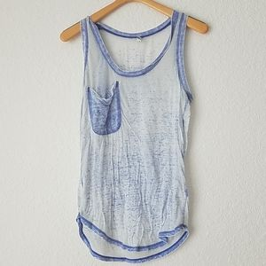 Z Supply Periwinkle Super Soft Tank Top